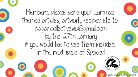 Call for submissions Lammas2015