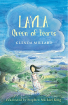 Glenda Millard Layla Queen of Hearts