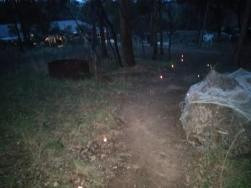 From our 2017 public Samhain ritual, which was hosted by Seline. Photo by Alex.