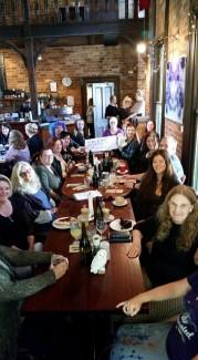 The January 2018 Hillsmeet. Photo by Sarah.