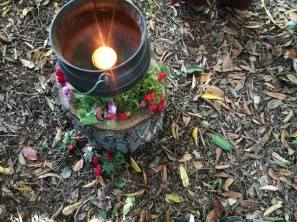 Our 2018 Lughnasadh Ritual was hosted by the Hills Pagans. Photo by Alex.
