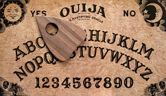 Ouija board for contact